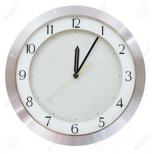 mezzanotte e cinque