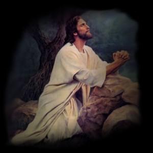 Cristo prega